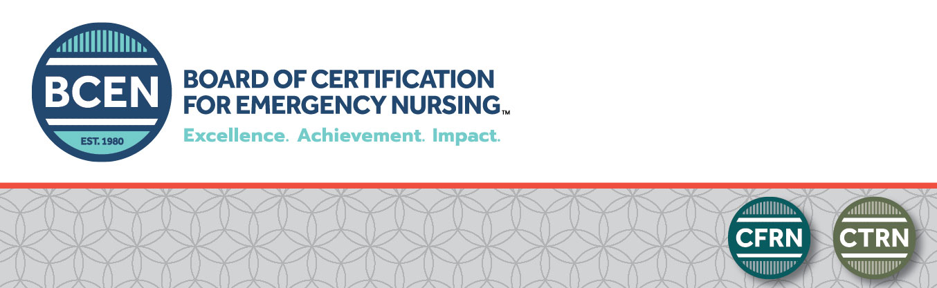 Board of Certification for Emergency Nursing